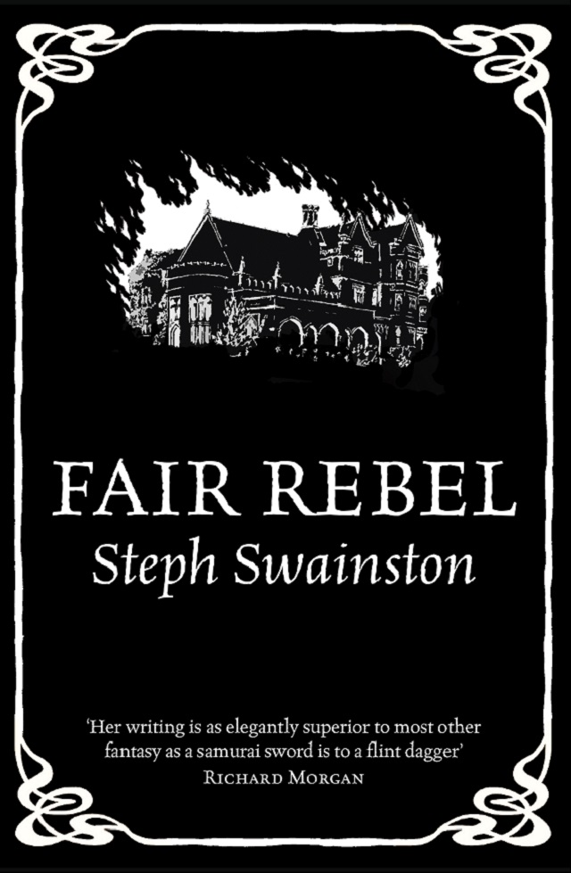 Fair Rebel cover