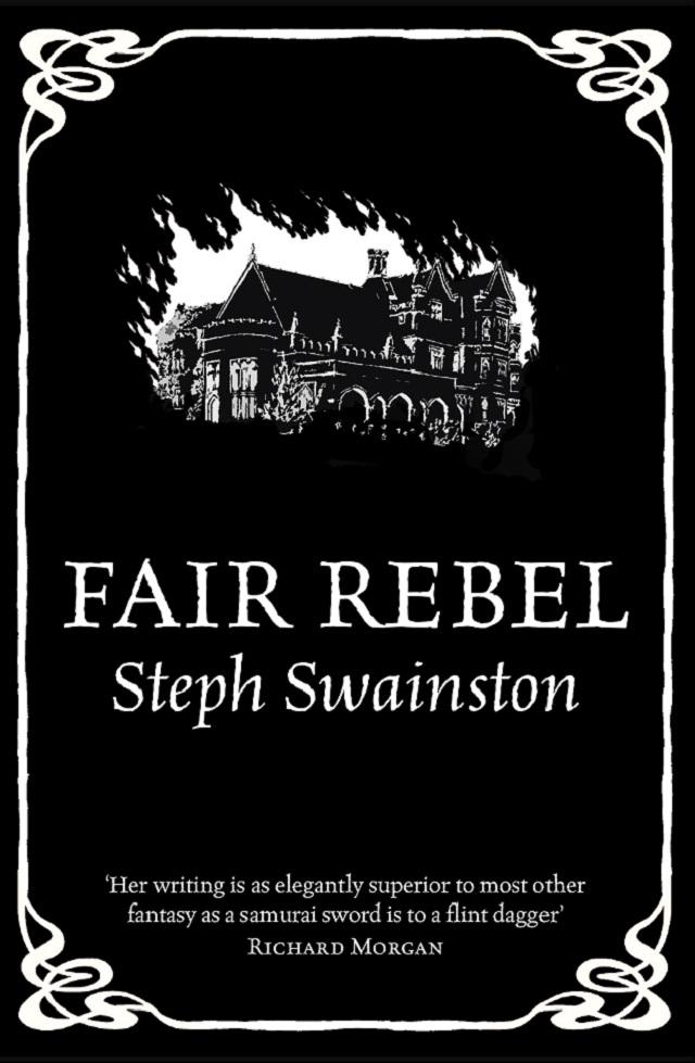 Fair Rebel cover
